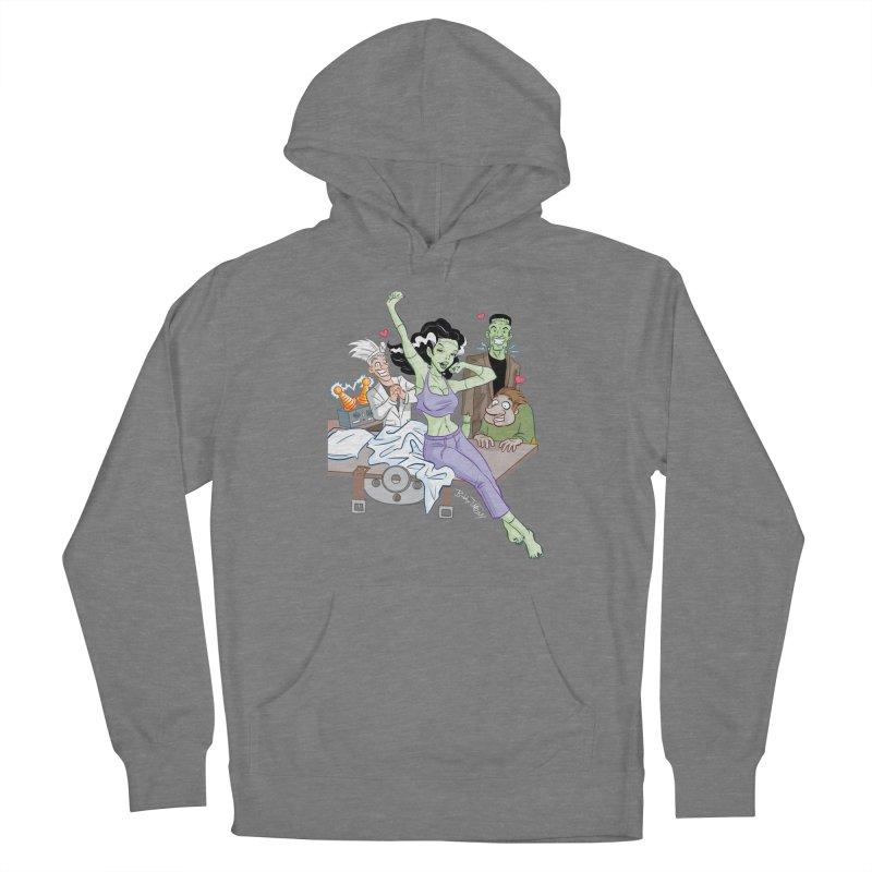 Bride of Frankenstein Pin Up Women's Pullover Hoody by Twin Comics's Artist Shop