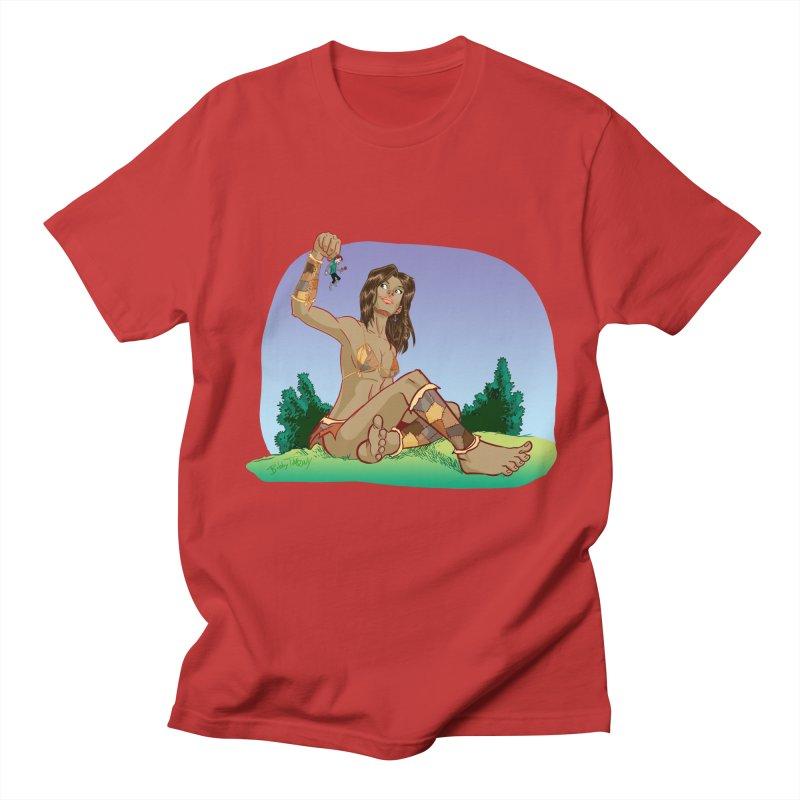 Giant Men's Regular T-Shirt by Twin Comics's Artist Shop