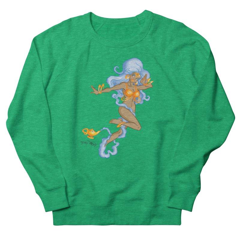 Genie Women's Sweatshirt by Twin Comics's Artist Shop