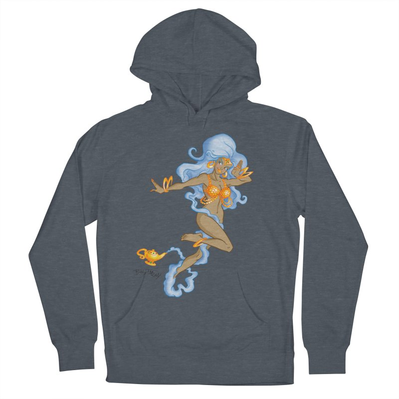 Genie Women's French Terry Pullover Hoody by Twin Comics's Artist Shop