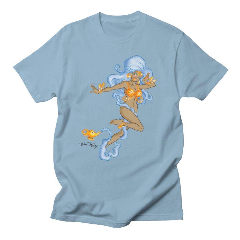 Genie Men's T-Shirt by Twin Comics's Artist Shop