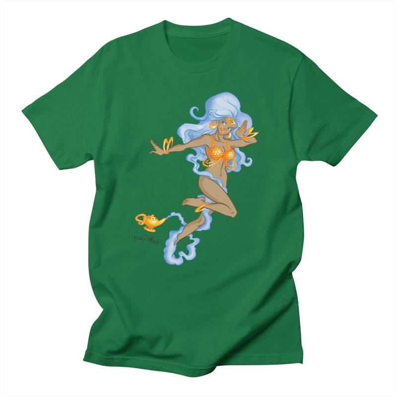 Genie Men's Regular T-Shirt by Twin Comics's Artist Shop