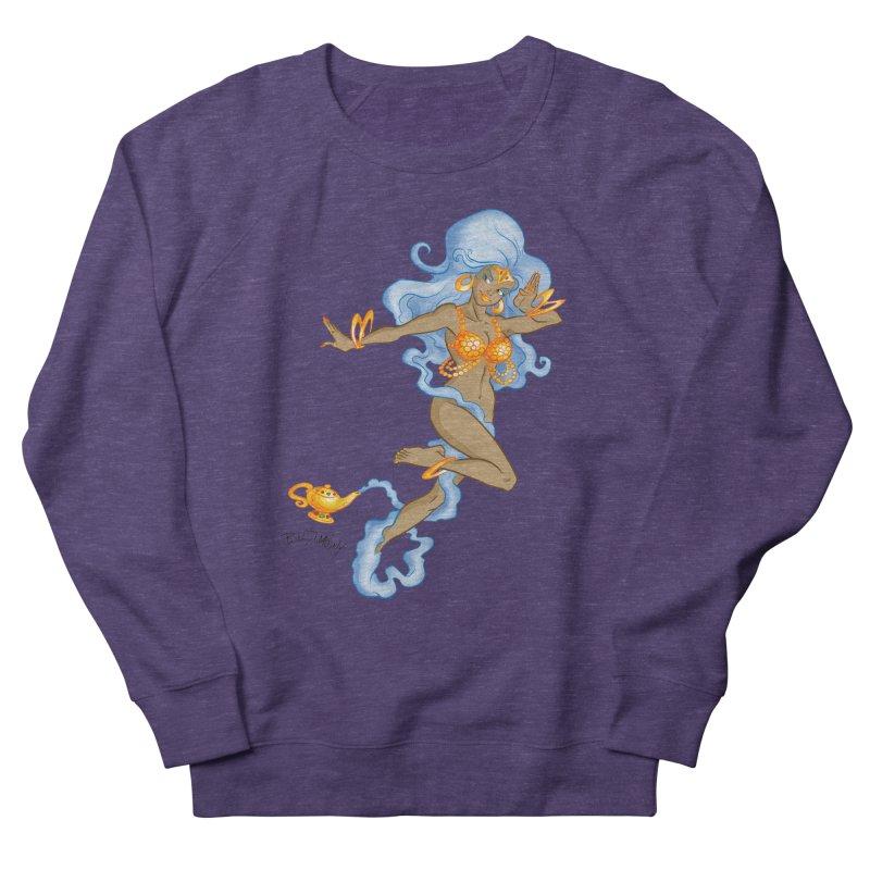 Genie Women's French Terry Sweatshirt by Twin Comics's Artist Shop