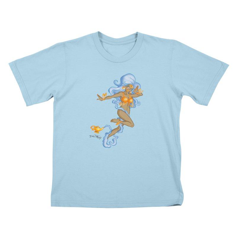 Genie Kids T-Shirt by Twin Comics's Artist Shop