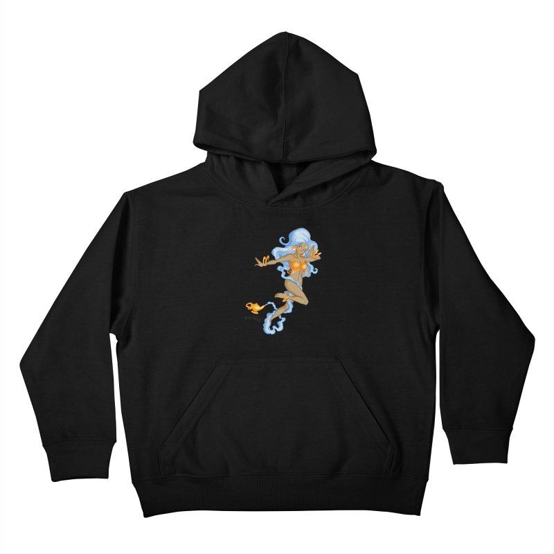 Genie Kids Pullover Hoody by Twin Comics's Artist Shop