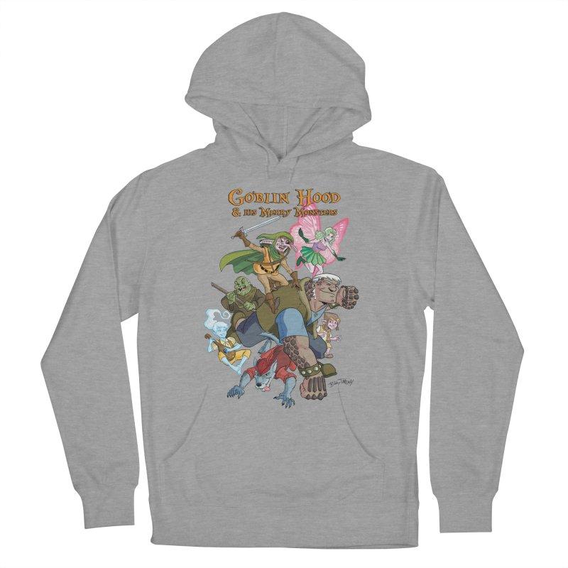 Goblin Hood & his Merry Monsters Women's Pullover Hoody by Twin Comics's Artist Shop