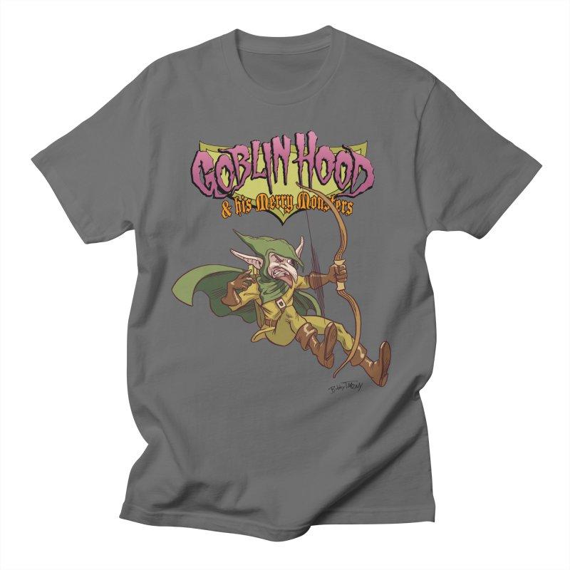 Goblin Hood Men's T-Shirt by Twin Comics's Artist Shop