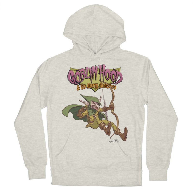 Goblin Hood Women's French Terry Pullover Hoody by Twin Comics's Artist Shop
