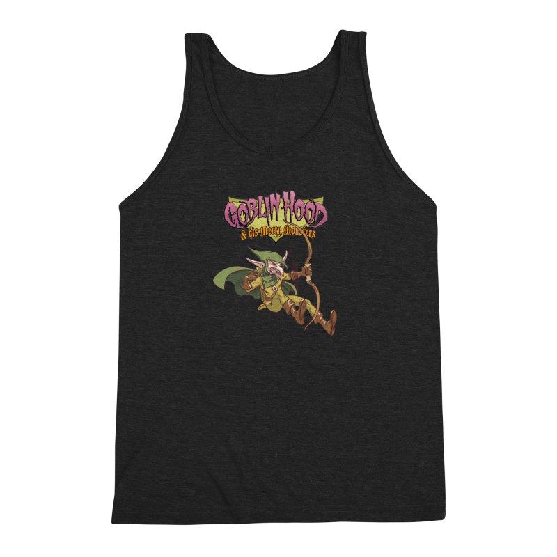 Goblin Hood Men's Tank by Twin Comics's Artist Shop