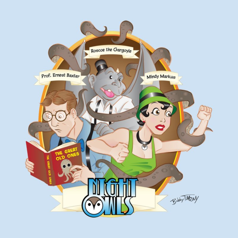 Night Owls by Twin Comics's Artist Shop