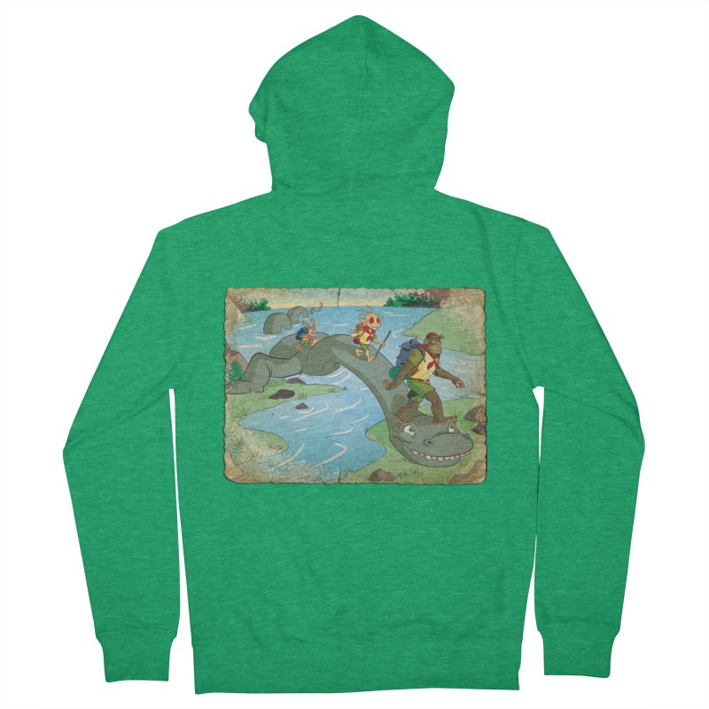 Campfire Mythology 1 Women's Zip-Up Hoody by Twin Comics's Artist Shop