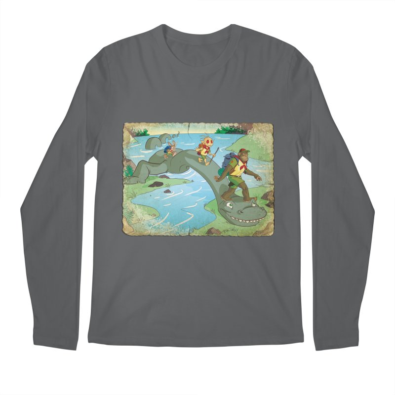 Campfire Mythology 1 Men's Longsleeve T-Shirt by Twin Comics's Artist Shop