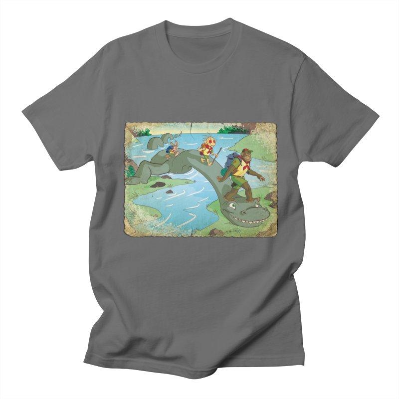 Campfire Mythology 1 Men's T-Shirt by Twin Comics's Artist Shop