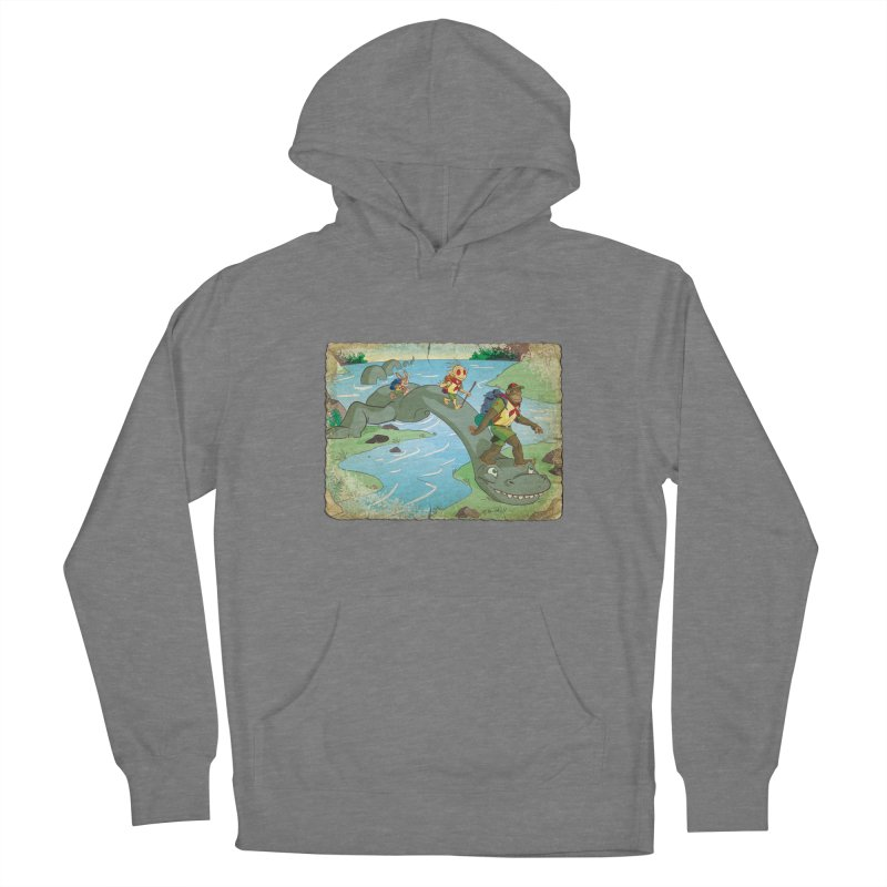 Campfire Mythology 1 Women's Pullover Hoody by Twin Comics's Artist Shop
