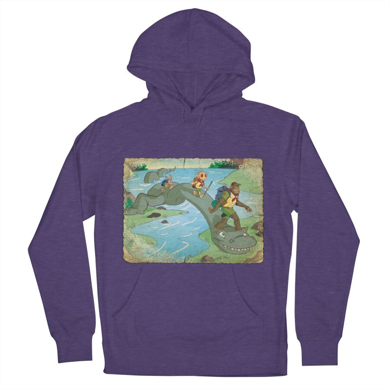 Campfire Mythology 1 Women's French Terry Pullover Hoody by Twin Comics's Artist Shop