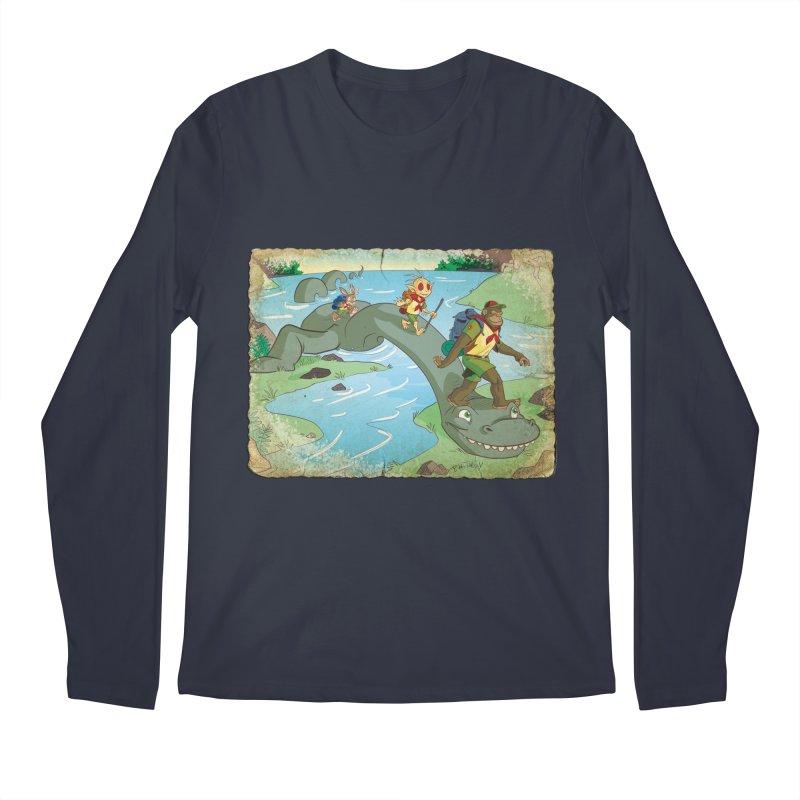 Campfire Mythology 1 Men's Regular Longsleeve T-Shirt by Twin Comics's Artist Shop