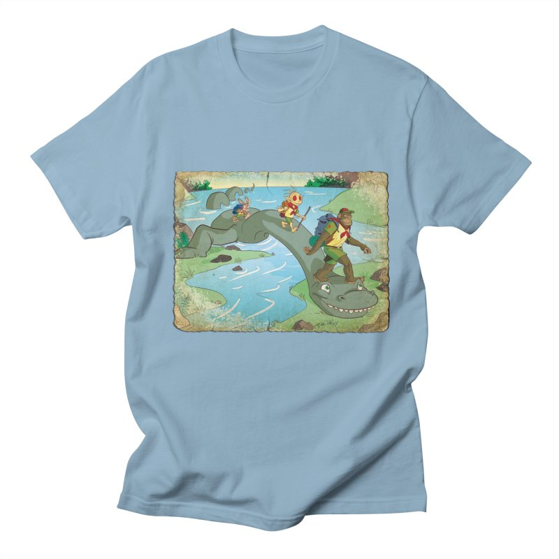 Campfire Mythology 1 Men's Regular T-Shirt by Twin Comics's Artist Shop