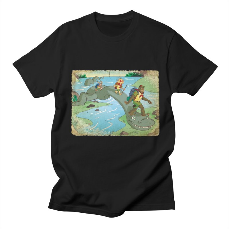 Campfire Mythology 1 Men's Regular T-Shirt by Twin Comics's Artist Shop