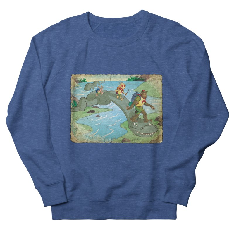 Campfire Mythology 1 Women's French Terry Sweatshirt by Twin Comics's Artist Shop
