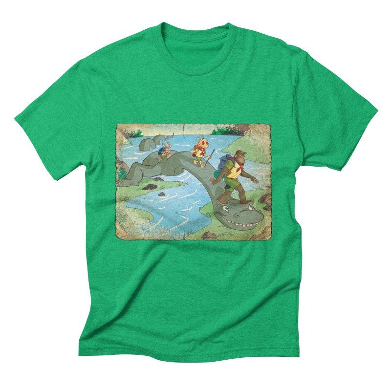 Campfire Mythology 1 Men's Triblend T-Shirt by Twin Comics's Artist Shop