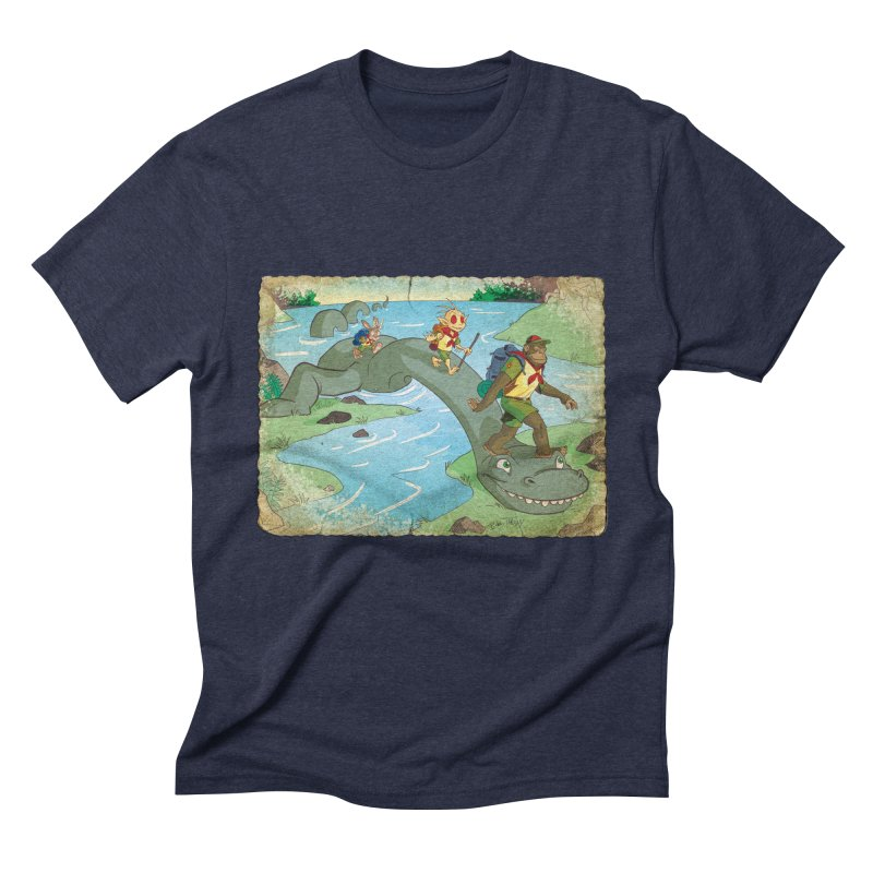 Campfire Mythology 1 Men's Triblend T-Shirt by Twin Comics's Artist Shop