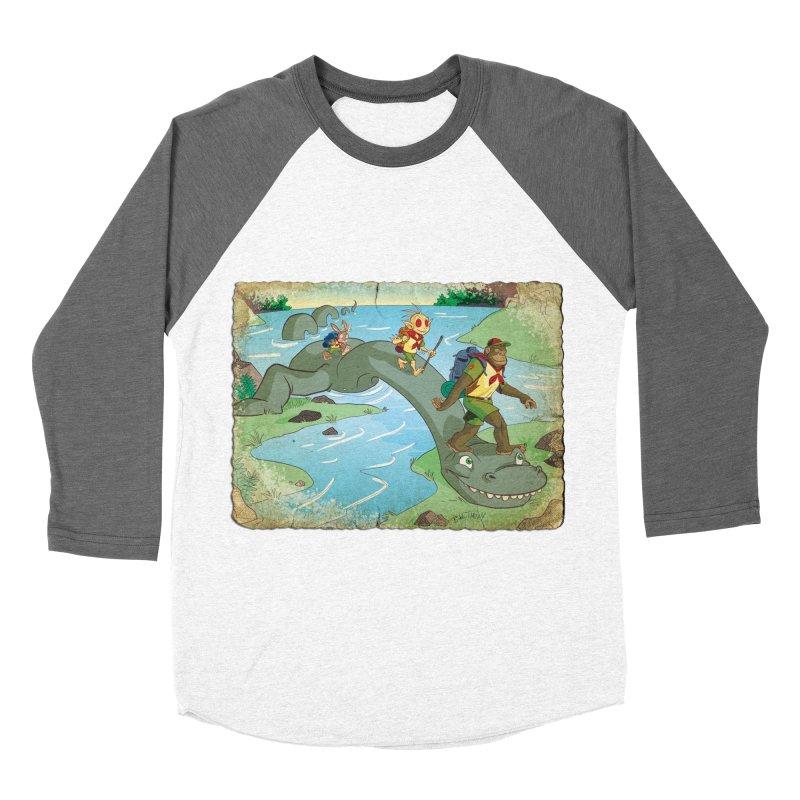 Campfire Mythology 1 Women's Baseball Triblend Longsleeve T-Shirt by Twin Comics's Artist Shop