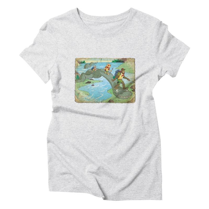 Campfire Mythology 1 Women's T-Shirt by Twin Comics's Artist Shop