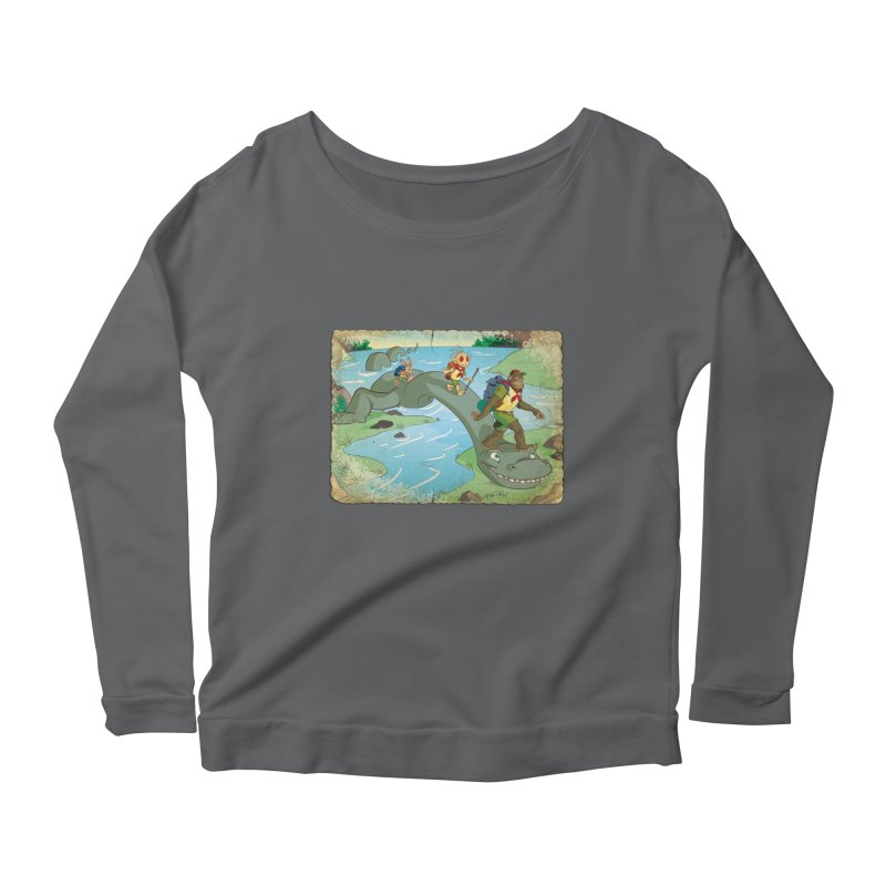 Campfire Mythology 1 Women's Longsleeve T-Shirt by Twin Comics's Artist Shop