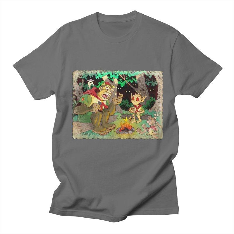 Campfire Mythology 2 Men's T-Shirt by Twin Comics's Artist Shop