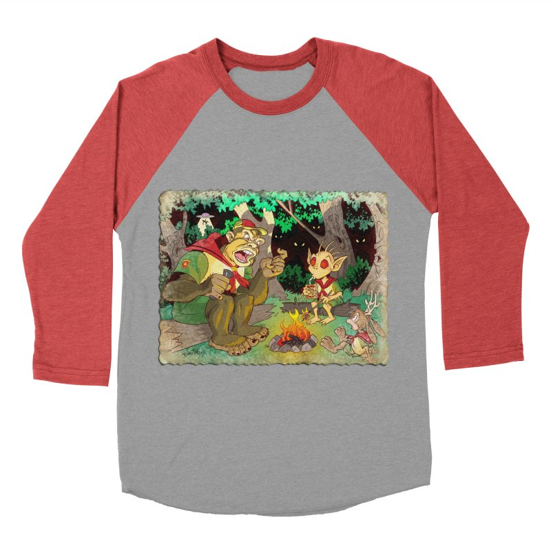 Campfire Mythology 2 Men's Longsleeve T-Shirt by Twin Comics's Artist Shop