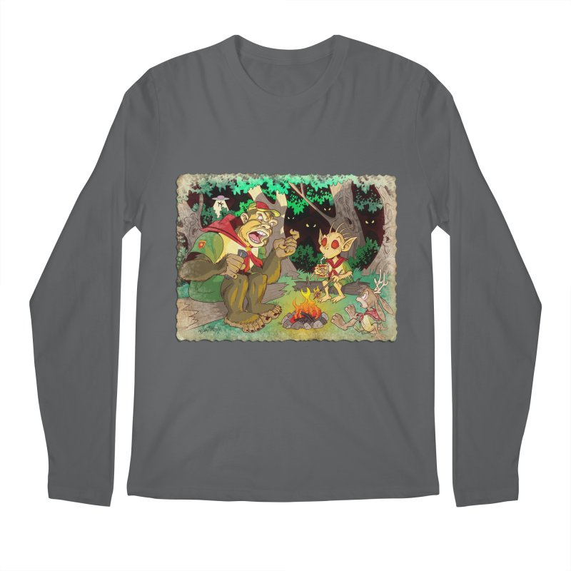 Campfire Mythology 2 Men's Longsleeve T-Shirt by Twin Comics's Artist Shop