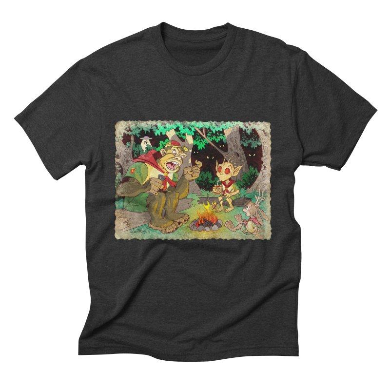 Campfire Mythology 2 Men's Triblend T-Shirt by Twin Comics's Artist Shop