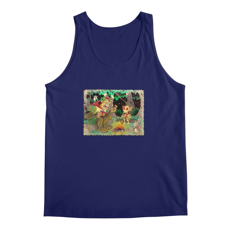 Campfire Mythology 2 Men's Regular Tank by Twin Comics's Artist Shop