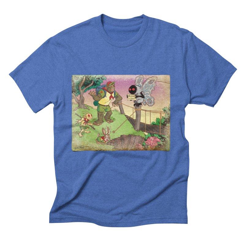 Campfire Mythology 3 Men's T-Shirt by Twin Comics's Artist Shop
