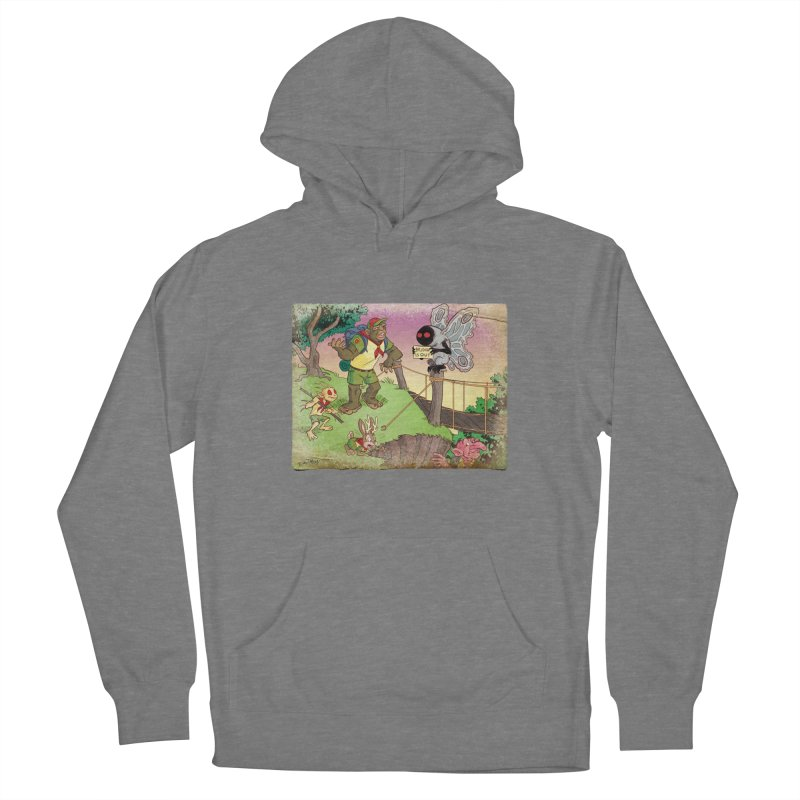 Campfire Mythology 3 Women's Pullover Hoody by Twin Comics's Artist Shop