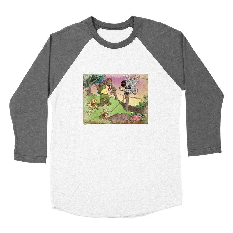 Campfire Mythology 3 Men's Baseball Triblend Longsleeve T-Shirt by Twin Comics's Artist Shop