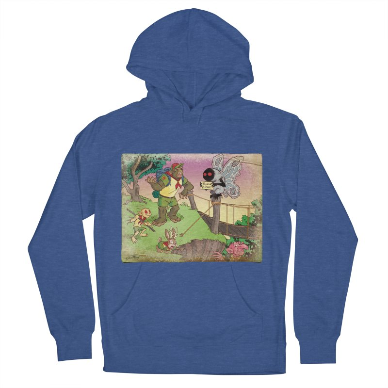 Campfire Mythology 3 Women's French Terry Pullover Hoody by Twin Comics's Artist Shop