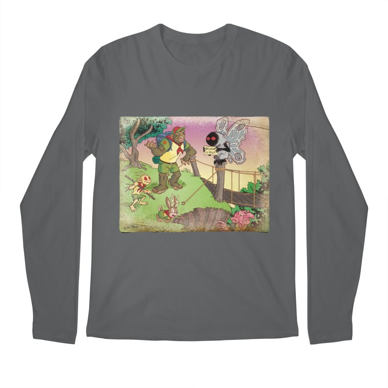 Campfire Mythology 3 Men's Longsleeve T-Shirt by Twin Comics's Artist Shop