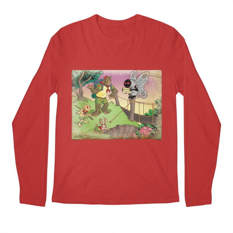 Campfire Mythology 3 Men's Regular Longsleeve T-Shirt by Twin Comics's Artist Shop