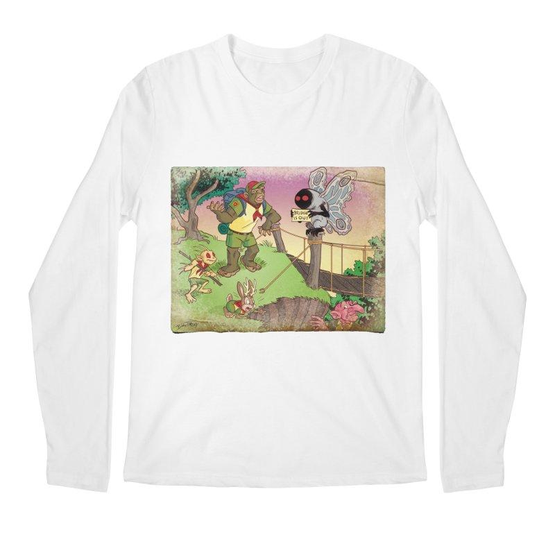 Campfire Mythology 3 Men's Regular Longsleeve T-Shirt by Twin Comics's Artist Shop
