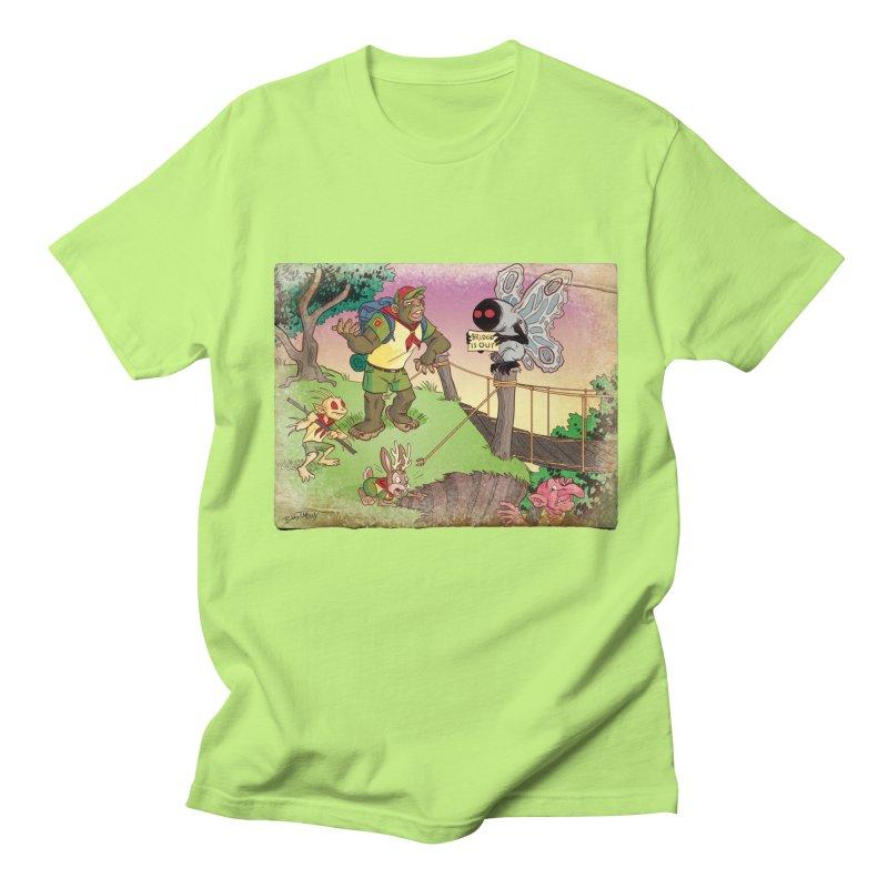 Campfire Mythology 3 Men's Regular T-Shirt by Twin Comics's Artist Shop