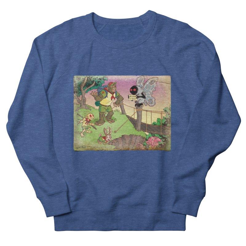 Campfire Mythology 3 Women's French Terry Sweatshirt by Twin Comics's Artist Shop