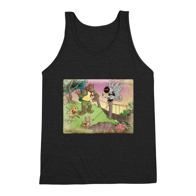 Campfire Mythology 3 Men's Tank by Twin Comics's Artist Shop