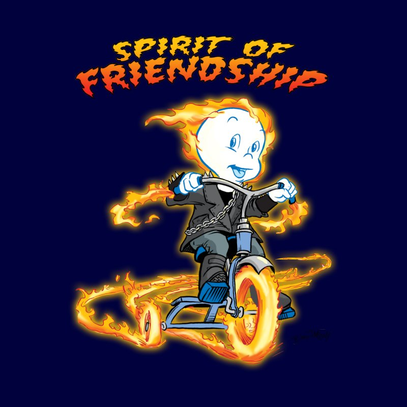Spirit of Friendship   by Twin Comics's Artist Shop