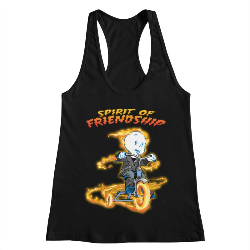 Spirit of Friendship Women's Tank by Twin Comics's Artist Shop