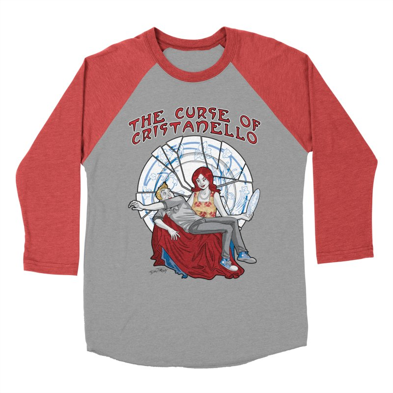 The Curse of Cristanello Men's Longsleeve T-Shirt by Twin Comics's Artist Shop