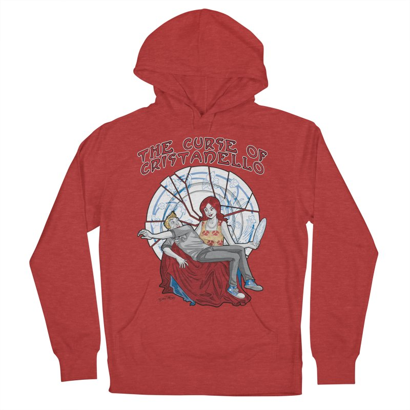 The Curse of Cristanello Women's French Terry Pullover Hoody by Twin Comics's Artist Shop