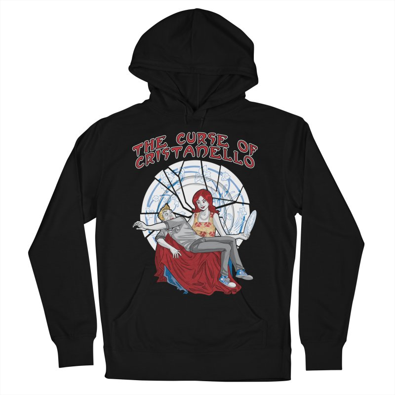 The Curse of Cristanello Men's French Terry Pullover Hoody by Twin Comics's Artist Shop