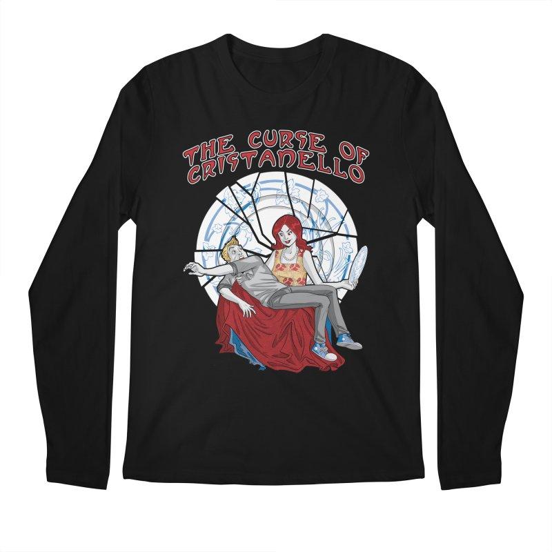 The Curse of Cristanello Men's Regular Longsleeve T-Shirt by Twin Comics's Artist Shop