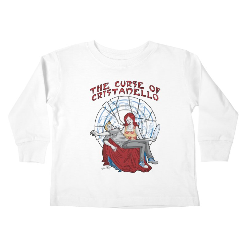 The Curse of Cristanello Kids Toddler Longsleeve T-Shirt by Twin Comics's Artist Shop
